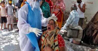Coronavirus: India overtakes Brazil in Covid-19 cases